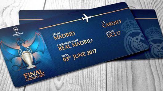 Final Champions 2017: Cómo comprar entradas para la final de Champions 2017 en Cardiff - Marca.com