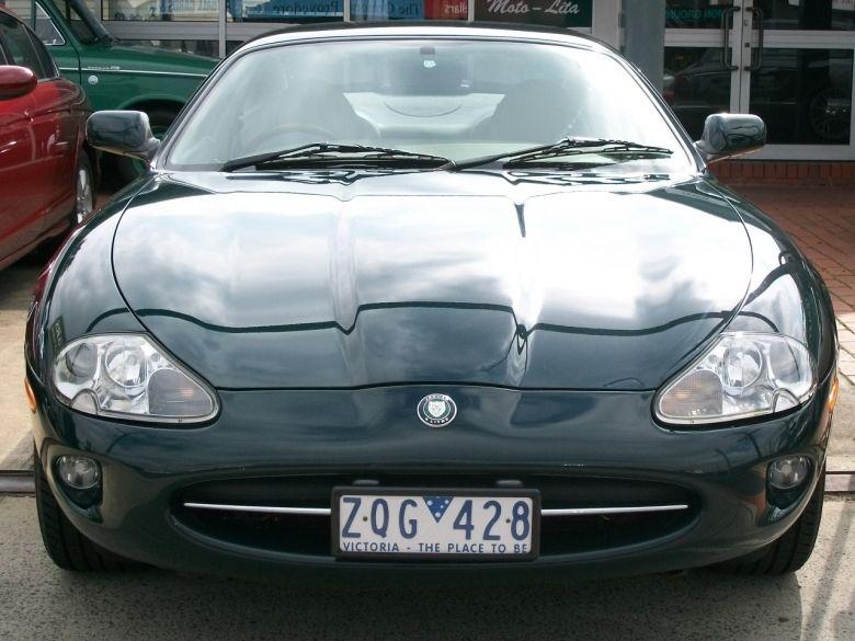 1996 Jaguar XK8 Classic Coupe