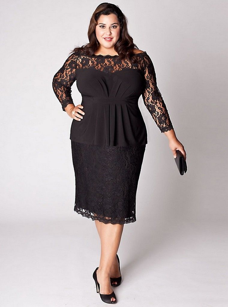 Plus Size Bridesmaid Dress For Winter My Style Pinterest