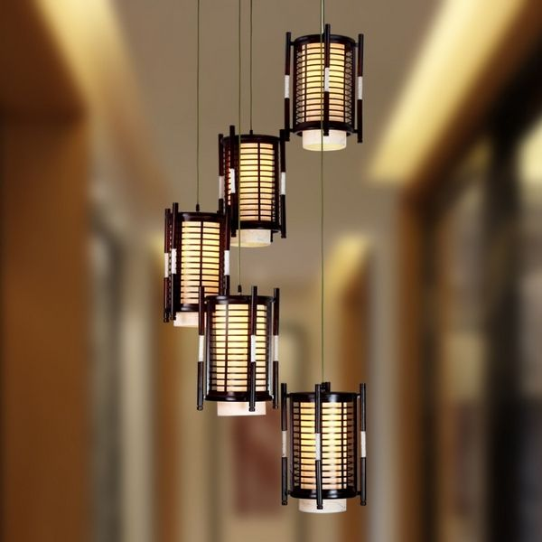 Chinese Style Lamps Pendant Lighting Trend Ideas Modern Home