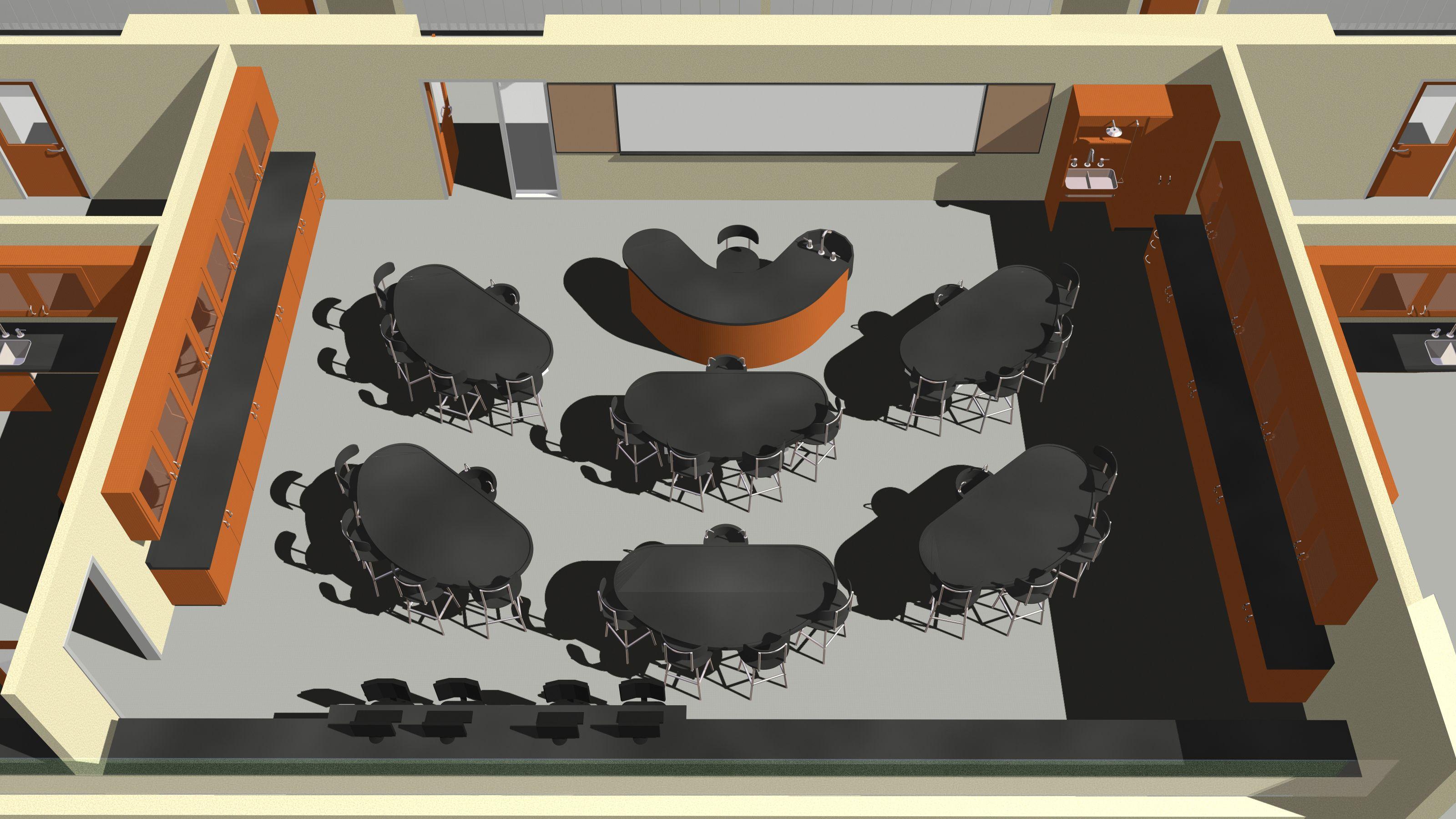 High School Physics Classroom Design ~ Science lab ideas pinterest math classroom