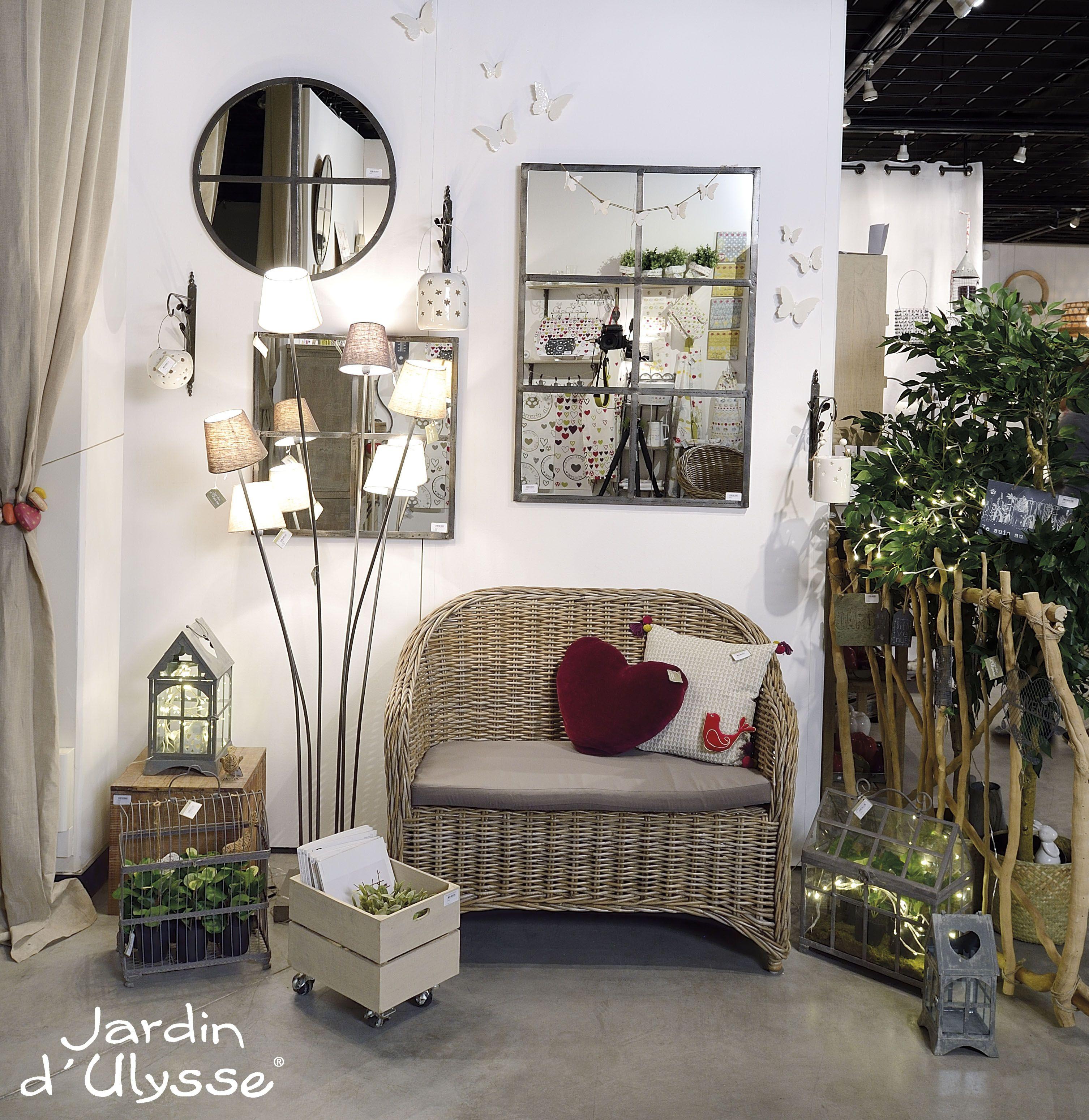 Jardin D Ulysse Printemps T 2014 Koko Deko Pinterest Boutique # Meuble Tv Jardin D'Ulysse