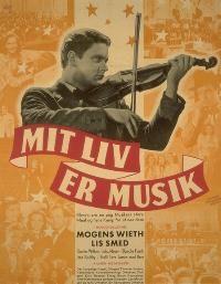 Mit Liv Er Musik Musik Film Plakat Filmplakater