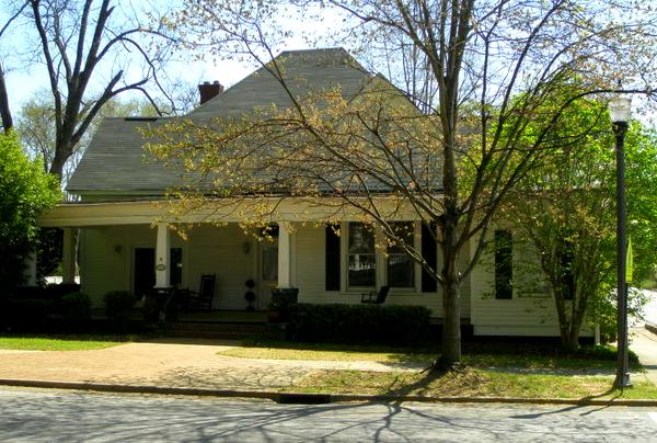 Maison des Sanders