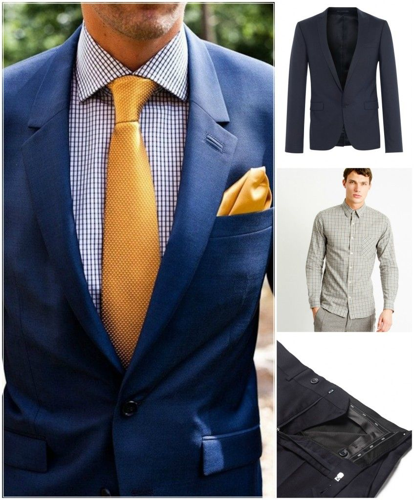 Great Contrasting Colour Combinations for Men