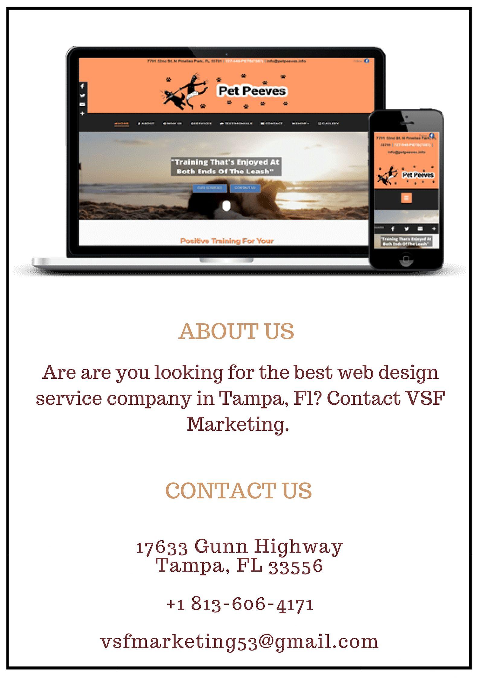 Tampa Website Design Company Web Design Website Design Company Best Web Design