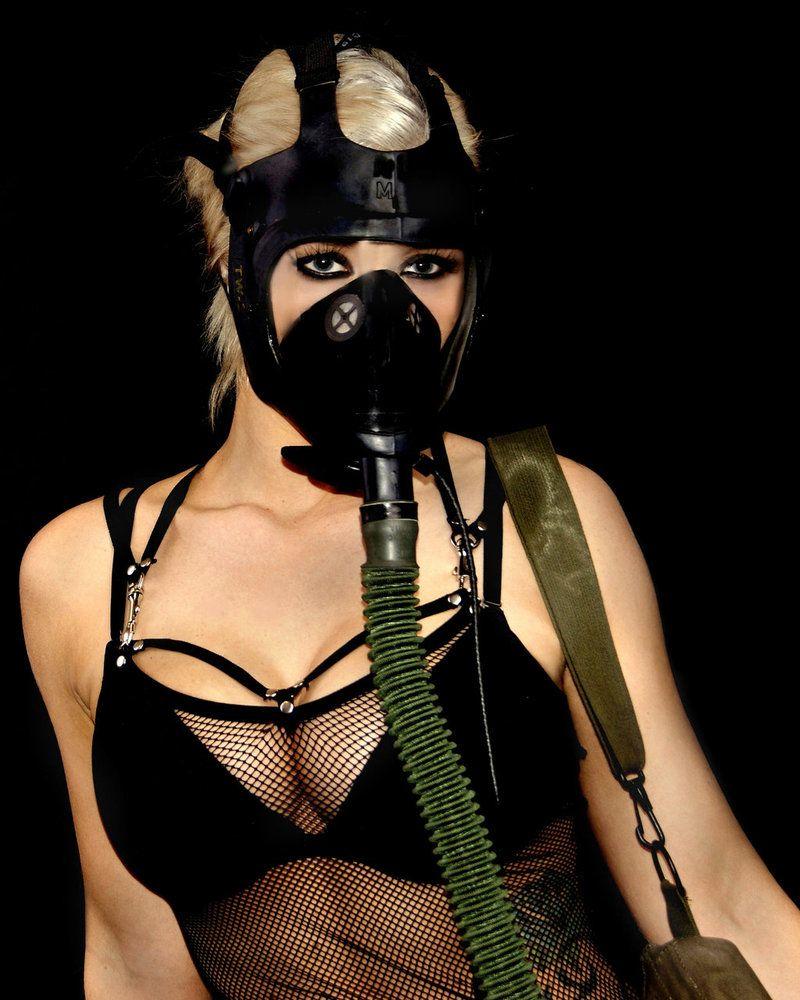 Gas Mask Porn Pics