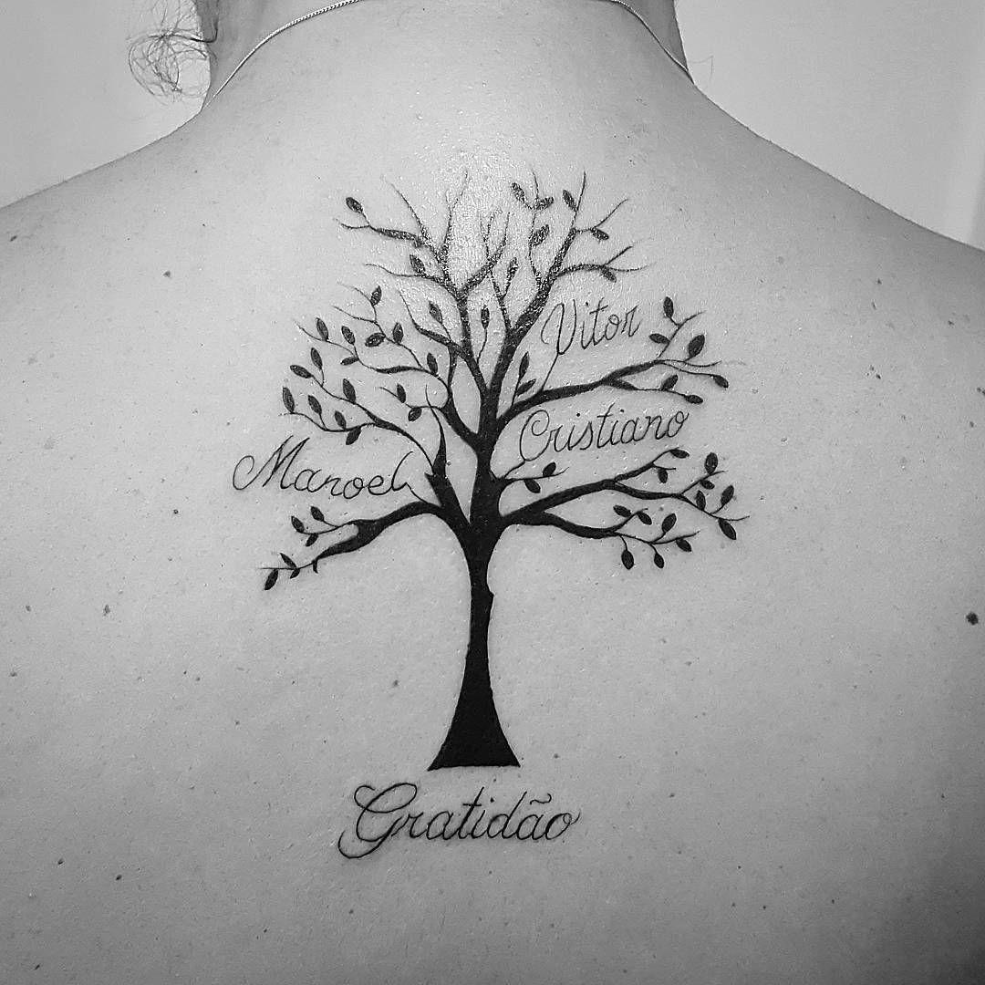 Tree of life tattoo 20 ideas for all styles   Tree of life tattoo ...
