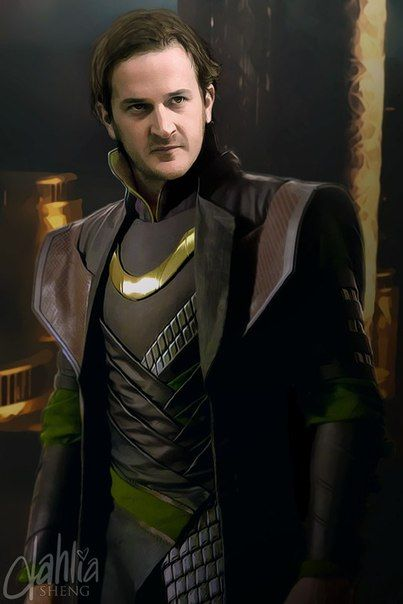 Supernatural Avengers: Gabriel as Loki | Katrina's board