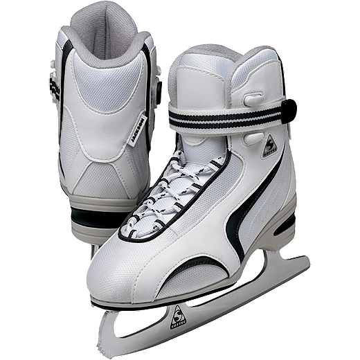 Ice Skates Png Image Womens Figure Skates Comfortable Boots Boots