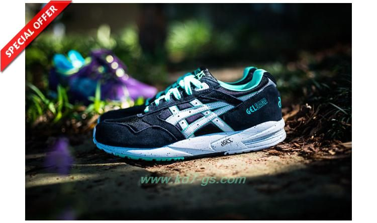 Buy Black Mint H137k 9011 Asics Gel Saga Mint With Images