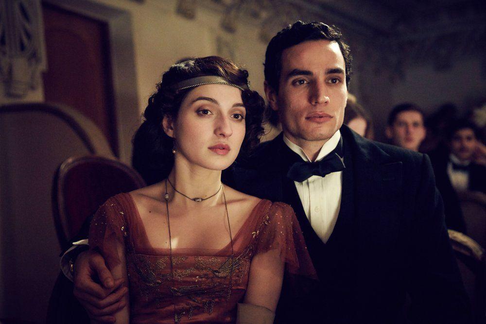 Ali Nino Film 2016 Maria Valverde And Adam Bakri Photo Romance Romance And Love Film