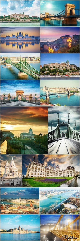 Будапешт - красивая архитектура фото. Budapest architecture