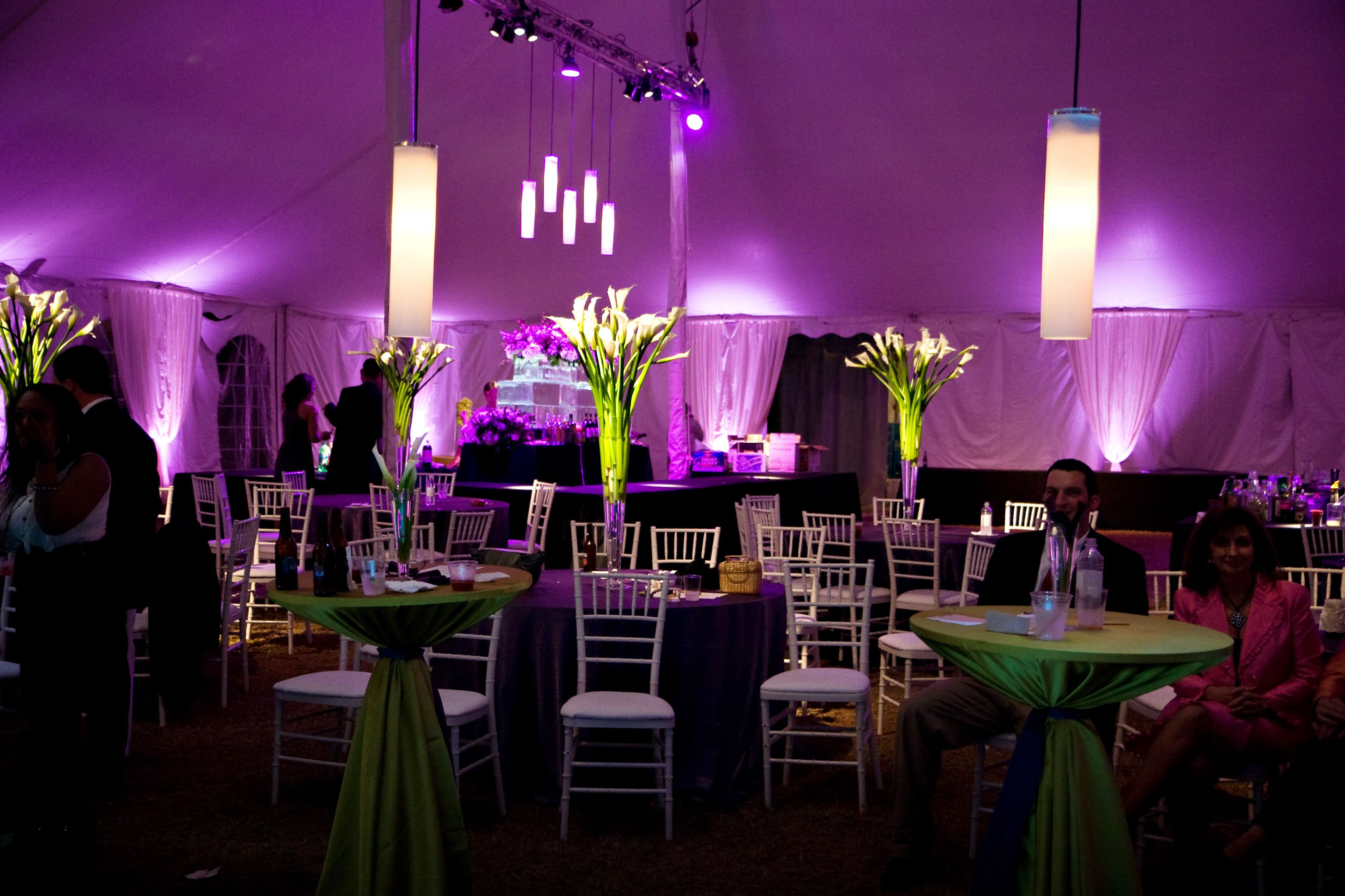 my summer wedding colors! :) love the lighting! love the calla