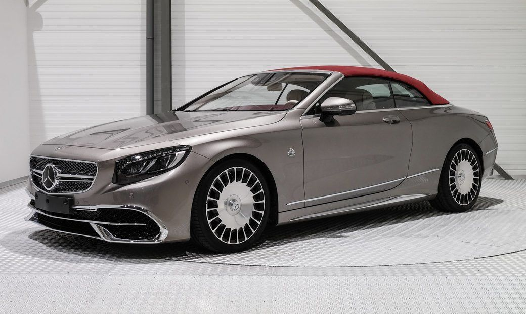 Used Luxury Cars For Sale >> Clicmercedes Benz Maybach S 650 Cabriolet Mercedes Maybach