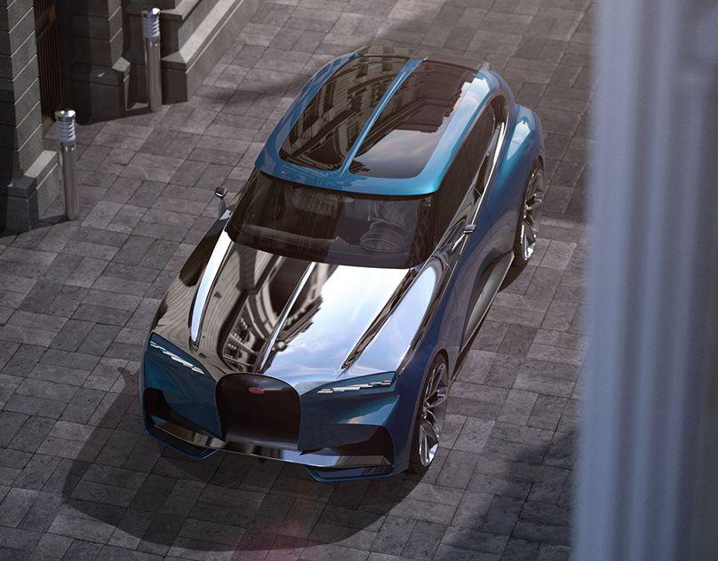 Photo of Bugatti Super SUV – Spartacus
