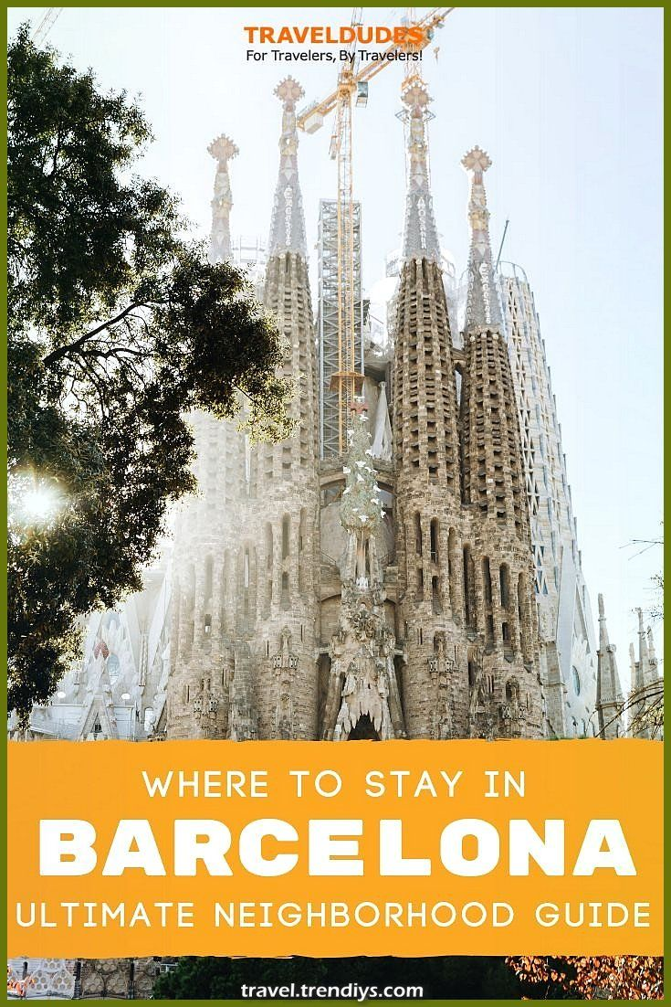 The place to remain in Barcelona our information to lodging in Barcelona