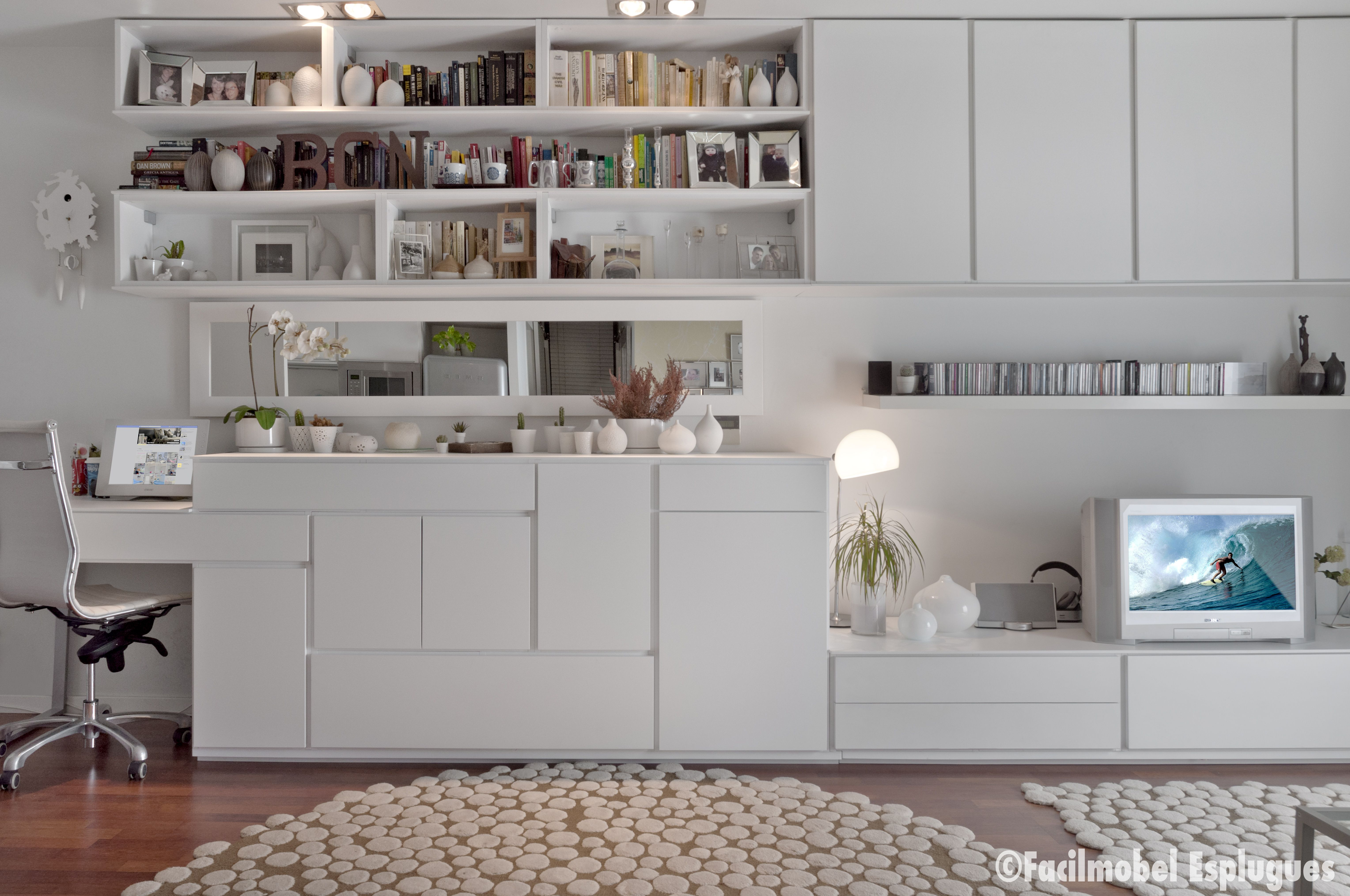Capacidad orden y est tica en un solo conjunto y con un for Casa minimalista tlalpan