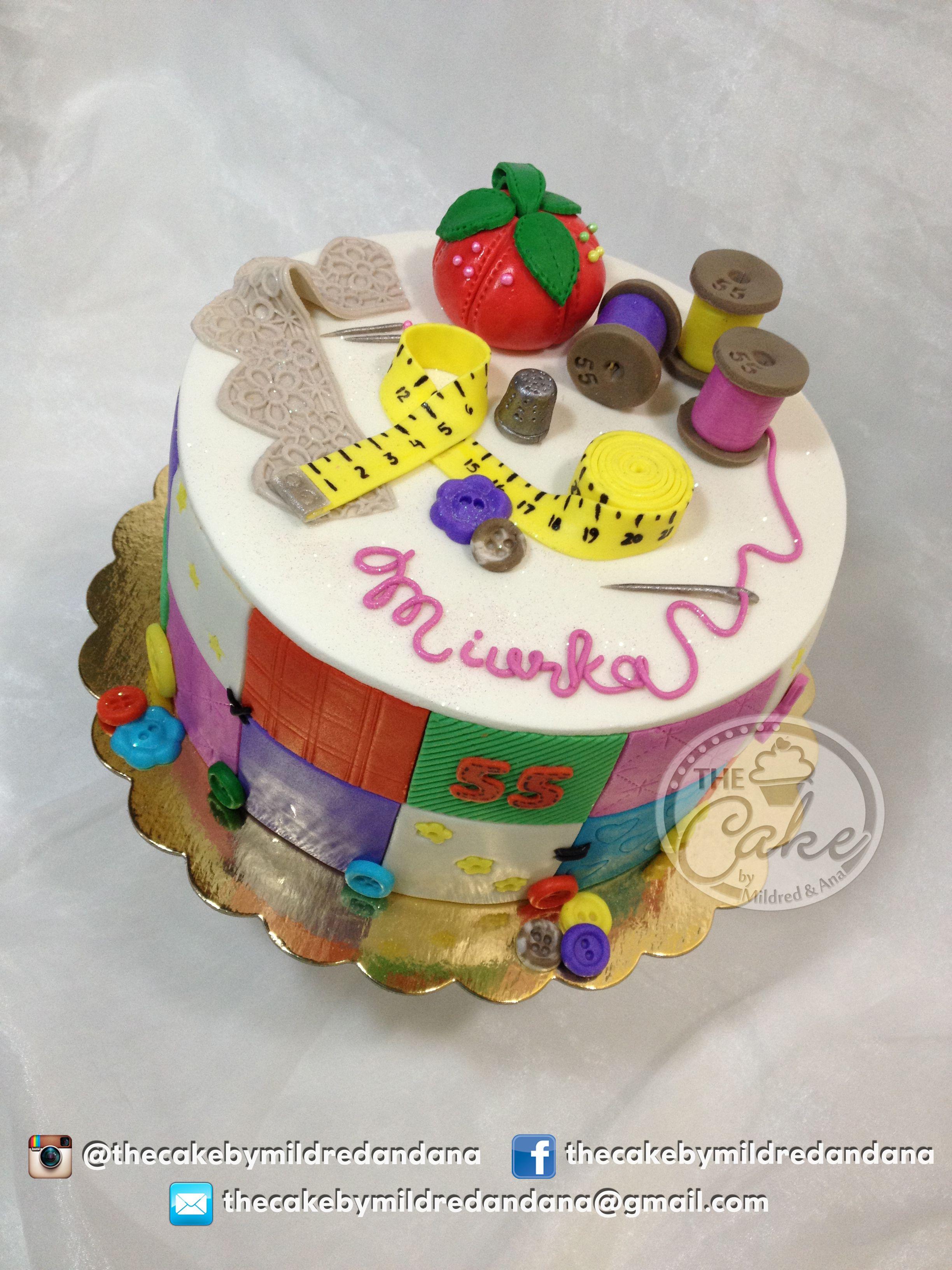 Torta Costurera / Dressmaker Cake Puerto Ordaz / Charlotte ...