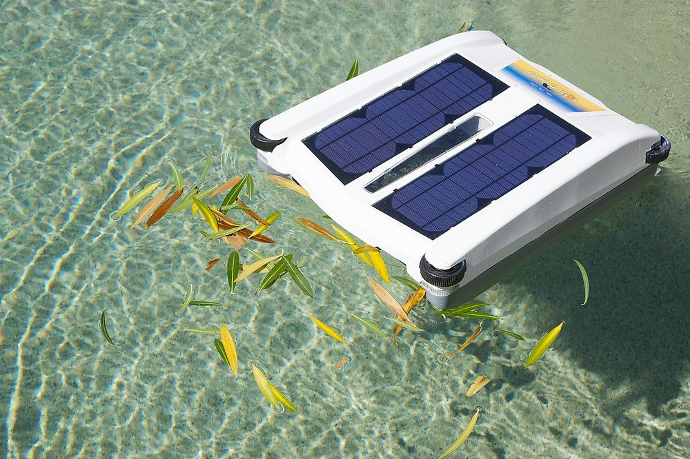 Solar Breeze Picking Up Leaves Keep Your iPad dry at the Pool - try a suction-mount, waterproof Splashtablet iPad Case.  Free Shipping! Under $40. On Amazon. Great Reviews