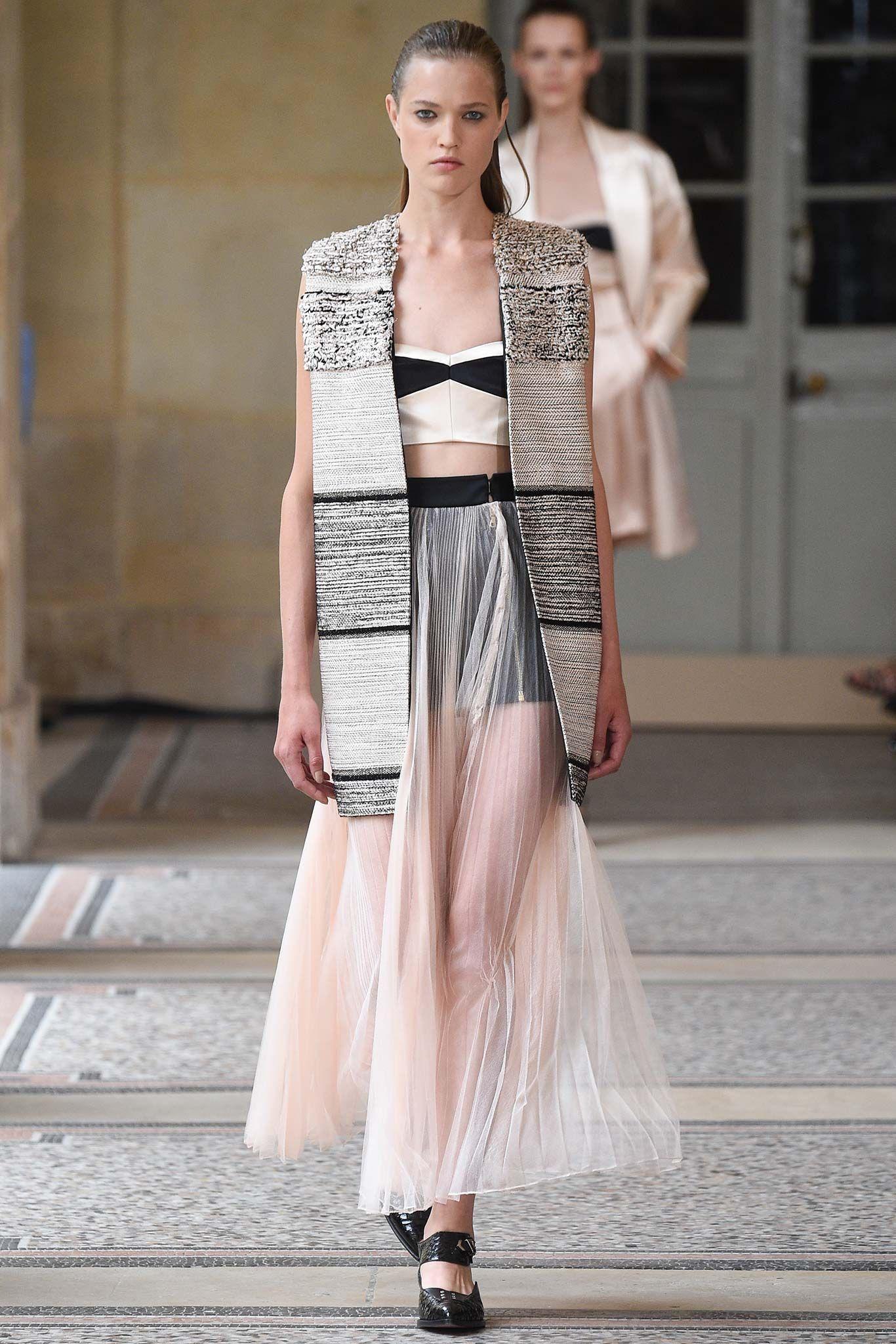 Bouchra Jarrar Fall 2015 Couture.