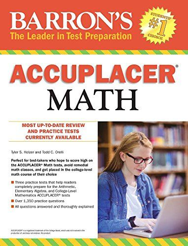 Accuplacer Math PDF Online For Free, Download Accuplacer ...
