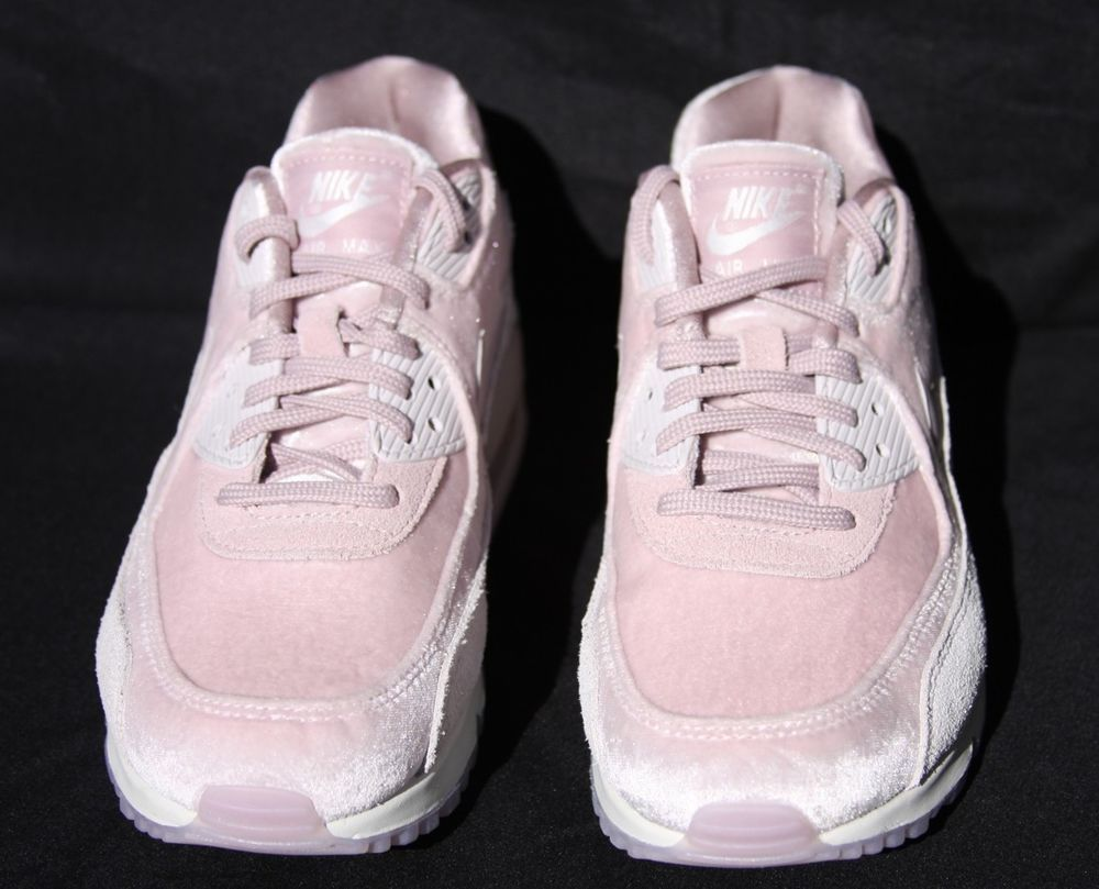 Nike Air Max 90 LX 898512-600 (Velvet Suede) Particle Rose Wmns Sz 7.5   fashion  clothing  shoes  accessories  womensshoes  athleticshoes (ebay  link) 71c846619