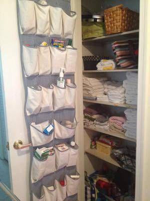 Medication Organizer Ideas Storage Solutions Door Shoe