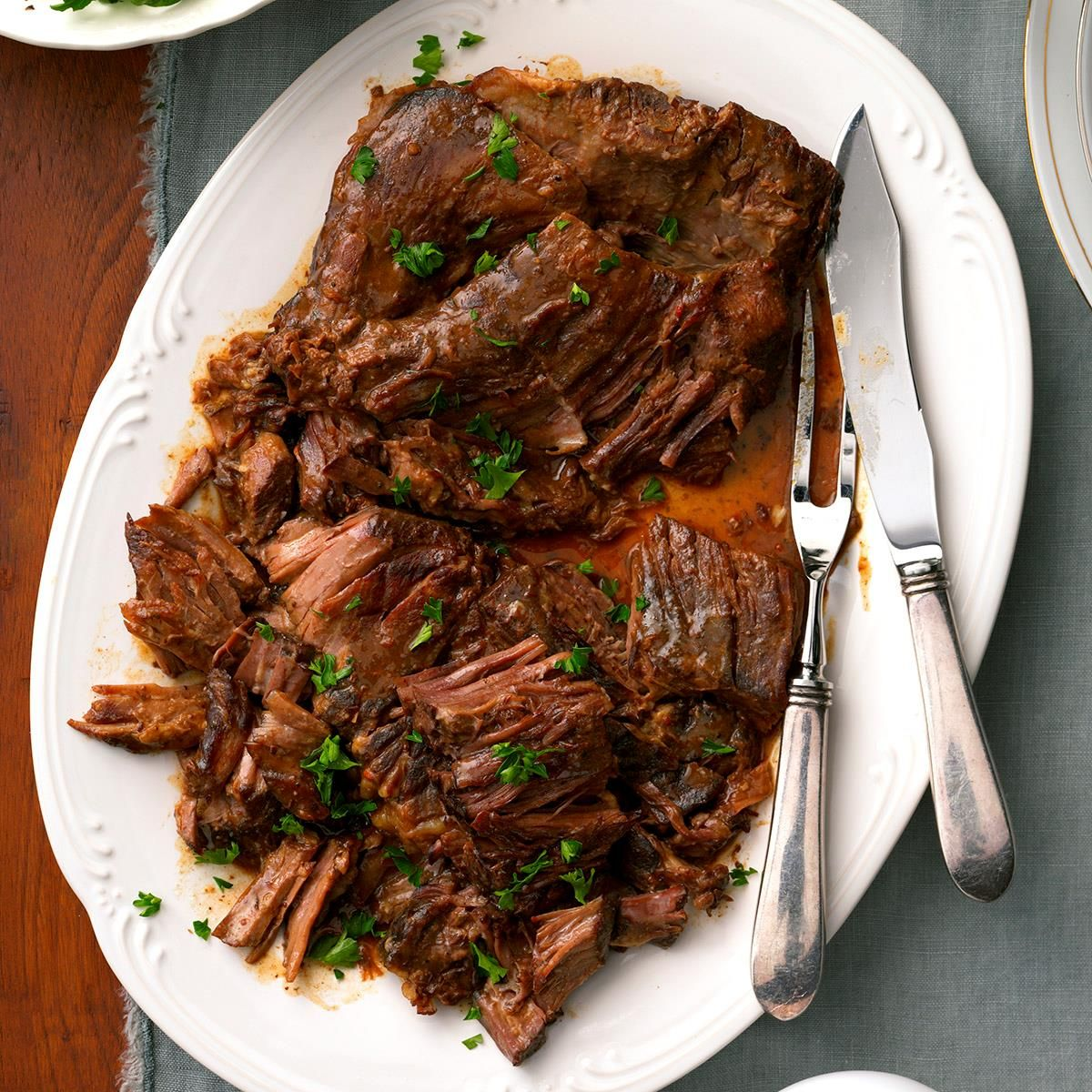 Flavorful Pot Roast Recipe Pot Roast Recipes Roast Recipes Recipes