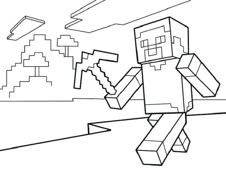 Minecraft Coloring Pages Steve Diamond Armor Minecraft Coloring Pages Minecraft Printables Coloring Pages Inspirational