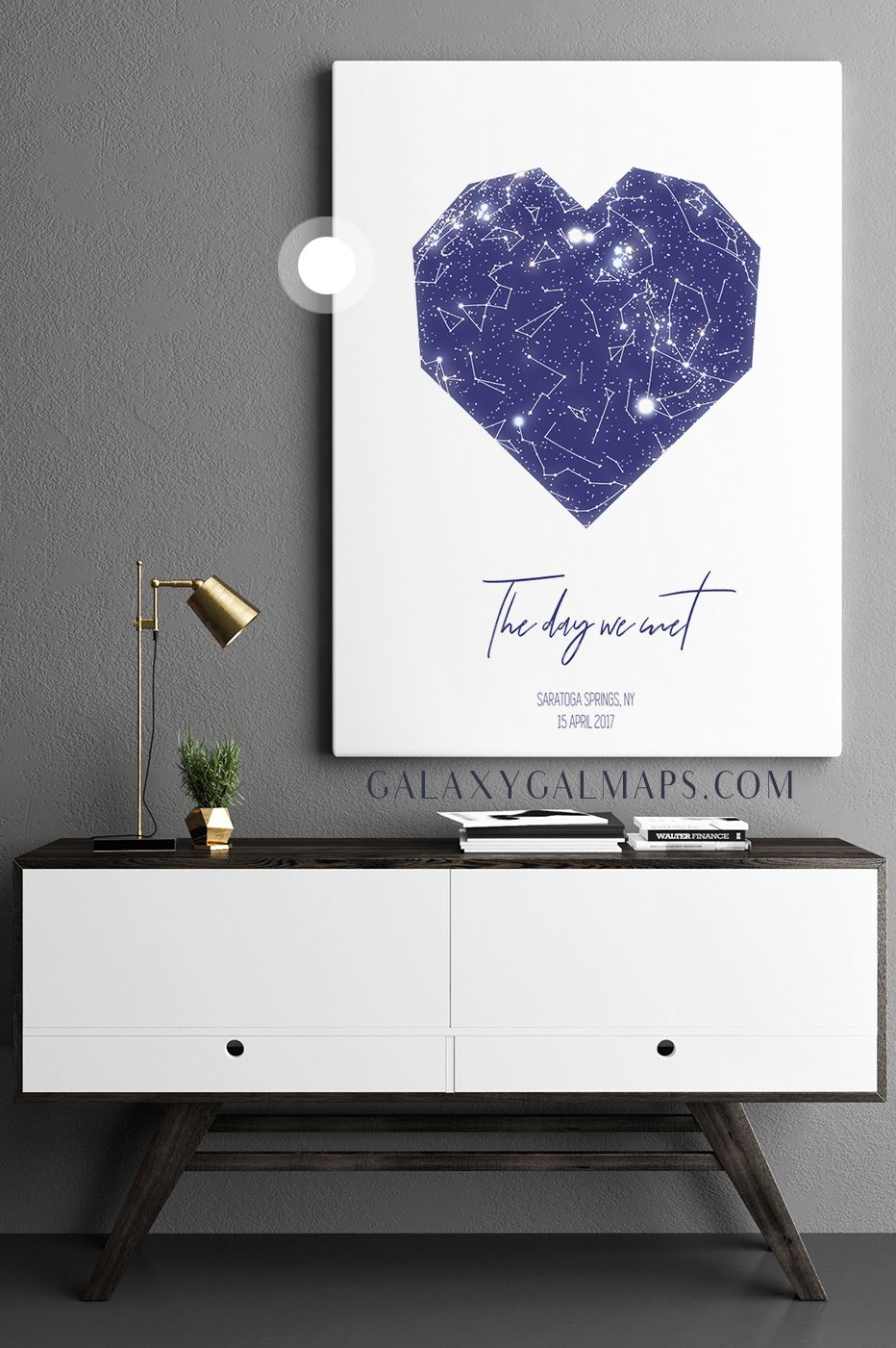 Personalized Star Map - Rhode Island Map State of Rhode Island Wall