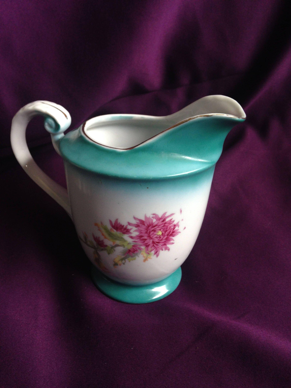 Japanese Milk Jug Pottery Pottery, Porcelain & Glass