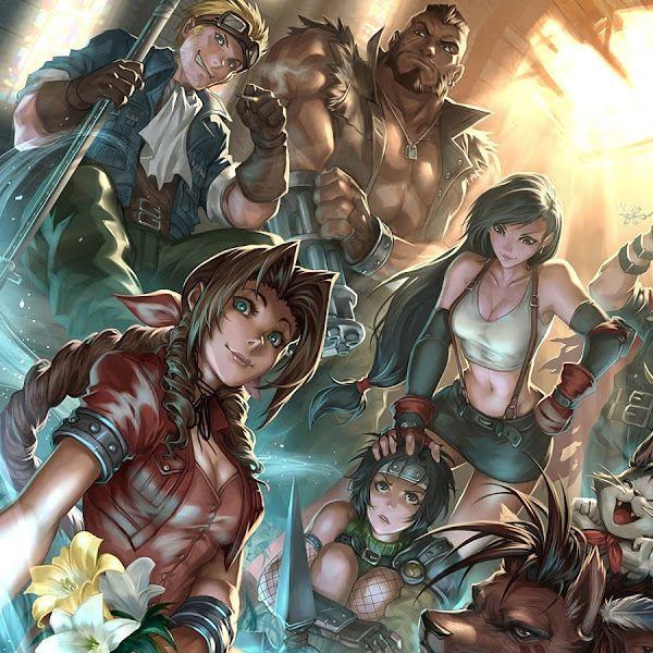 Final Fantasy 7 Remake Characters 4k 3840x2160 Wallpaper Final Fantasy Artwork Final Fantasy X Final Fantasy Vii