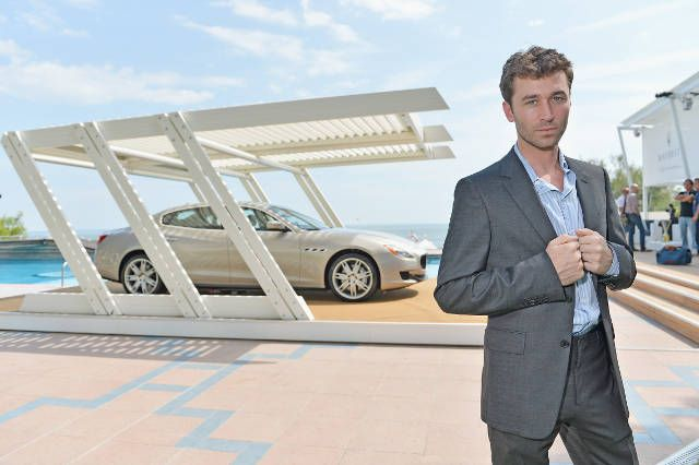 VENICE, ITALY - AUGUST 31: Actor James Deen attends the 70th Venice International Film Festival at Terrazza Maserati on August 31, 2013 in Venice, Italy. (Photo by Tullio M. Puglia/Getty Images for Maserati)