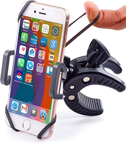 Bike Motorcycle Phone Mount For Iphone 7 5 6 6s Plus