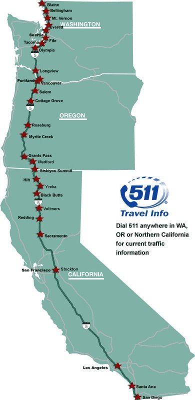 Interstate 5: