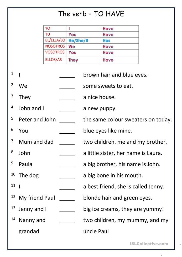 Grade 2 Math Sheets 2 Free Download In 2021 Verb To Have Verb Forms 2nd Grade Math
