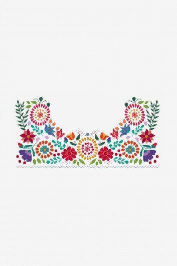 Pin de Claudia Marañon en Diseños bordados a mano   Diseños