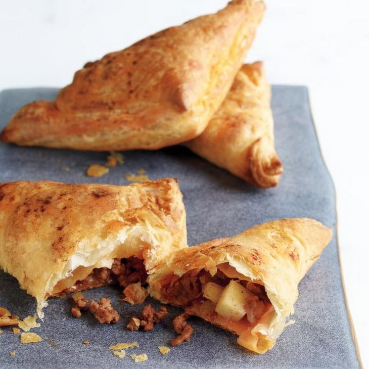 Beef And Potato Hand Pies Recipe Yummly Recipe Hand Pie Recipes Beef And Potatoes Hand Pies