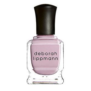 A Stylabl Find: Deborah Lippmann Nail Color, Shape of My Heart- Created with Shape Magazine for Breast Cancer Awareness