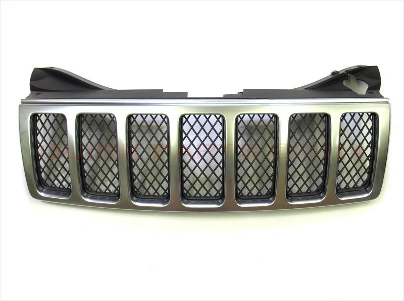 2005 2006 2007 Jeep Grand Cherokee Front Grille Grill Mopar