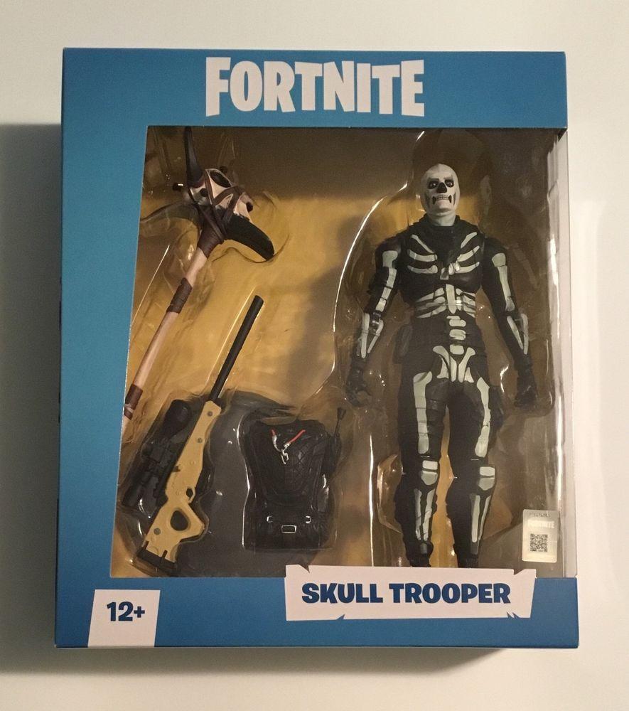 McFarlane Toys Fortnite Skully In Stock