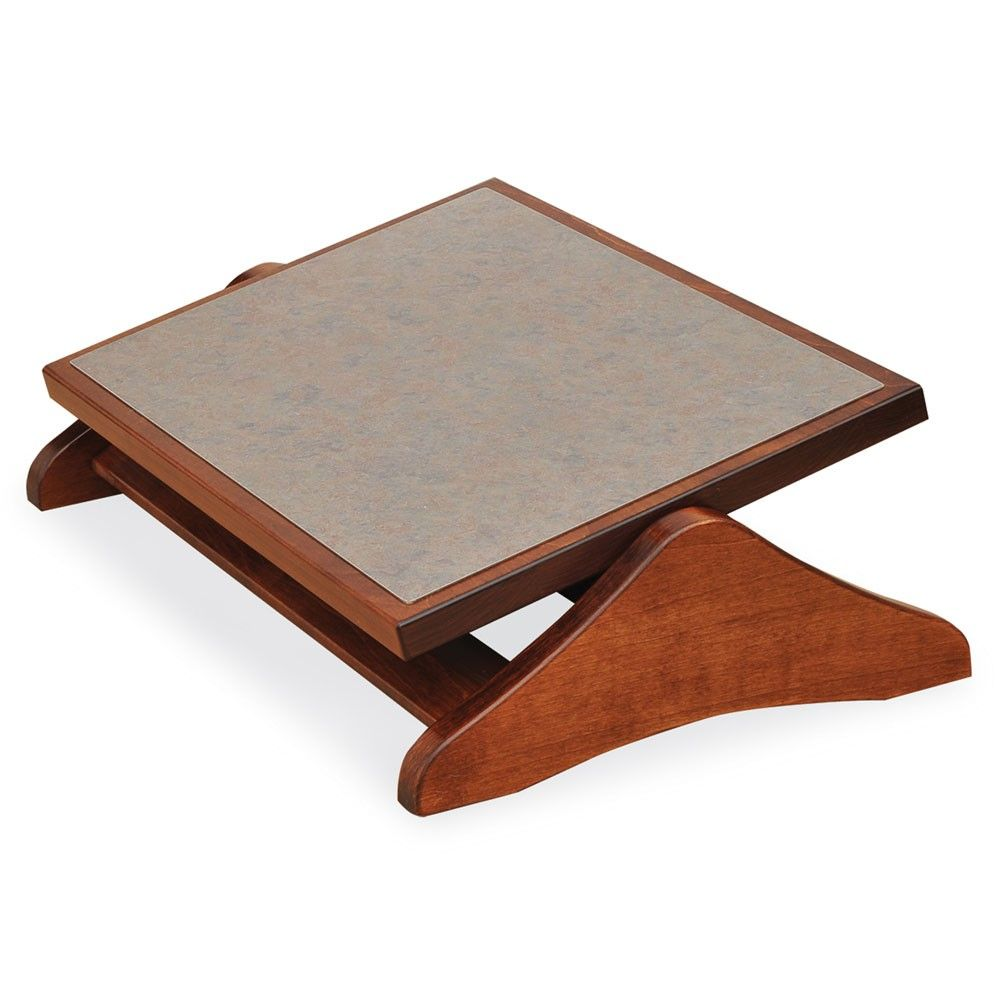 Amish Handcrafted Mission Resto Footrest With Adjustable Tilt Foot Rest Fold Out Beds Amish Furniture