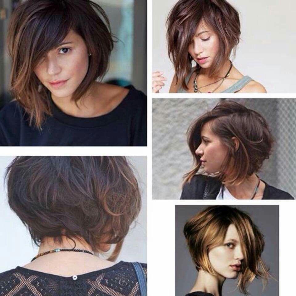 Pin By Jodi On Hair Hair Styles Thick Hair Styles Short Hair Styles
