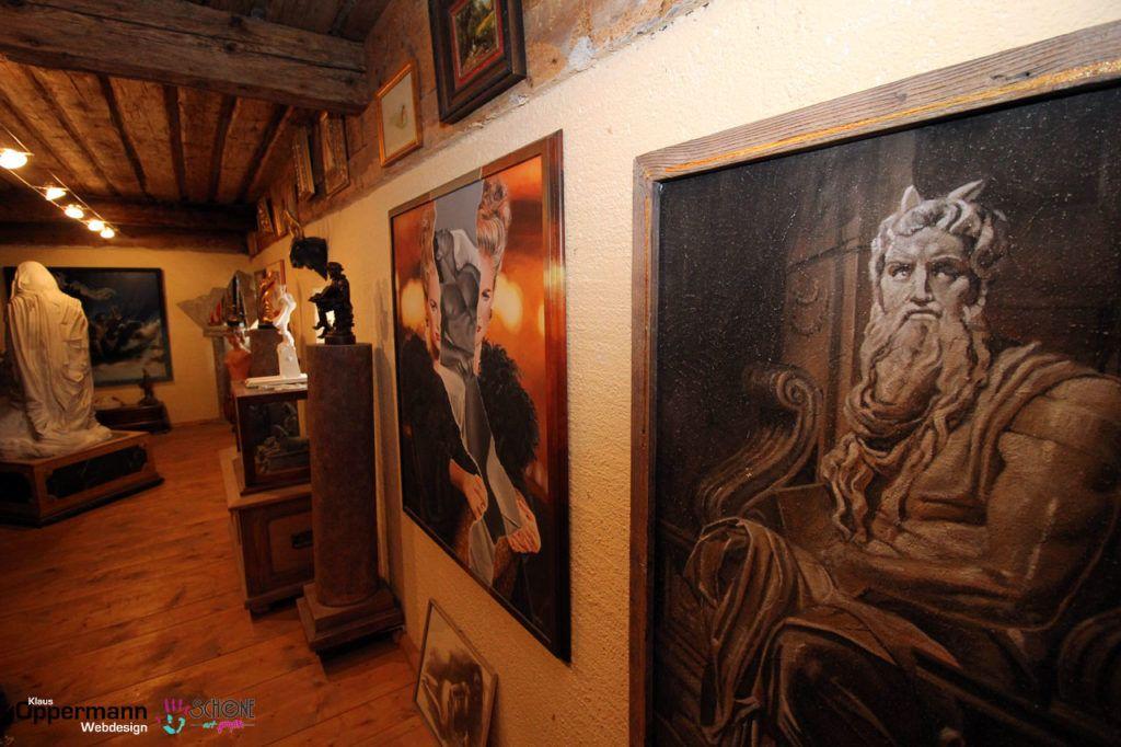 Künstler Bremen besuch bei künstler schöne im allgäu raumgestaltung