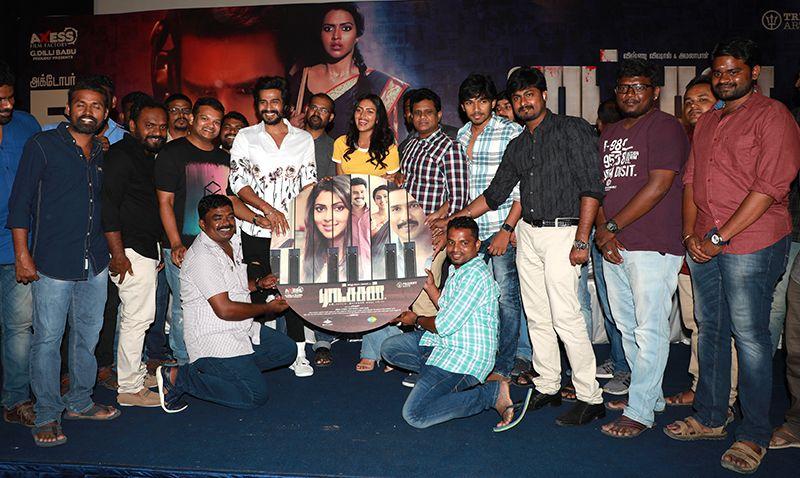 Actor Vishnu Vishal Ratchasan Movie Audio Launch Video