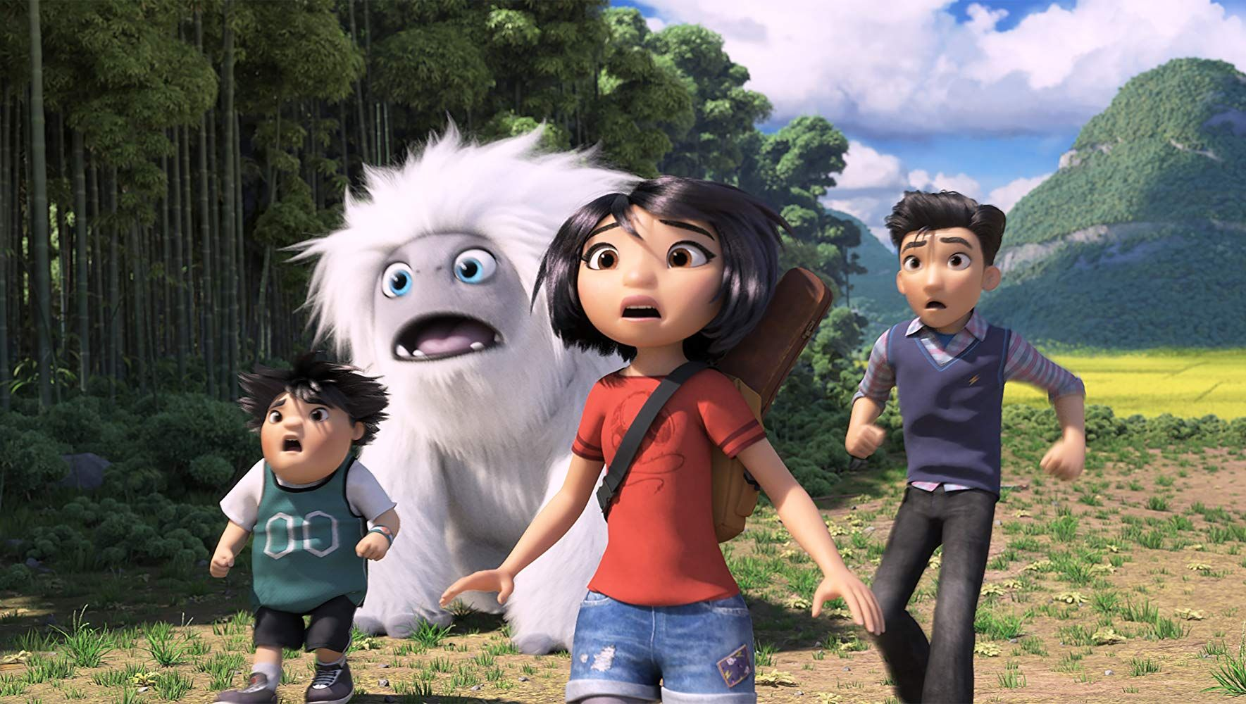 Abominable 2019 Animation Movie Animated Movies Movie Collection