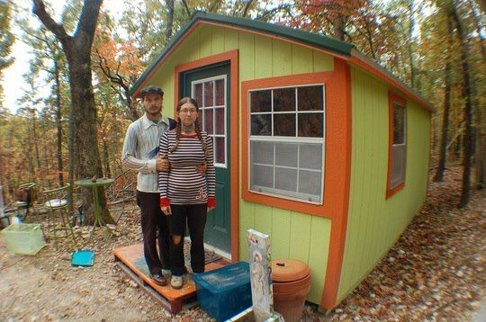 Learn How This Young Couple Created Their Own Diy Tiny House For