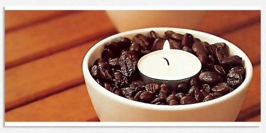Coffee Aroma Candle Cup Easy DIY Projects | Top 15 easy DIY projects