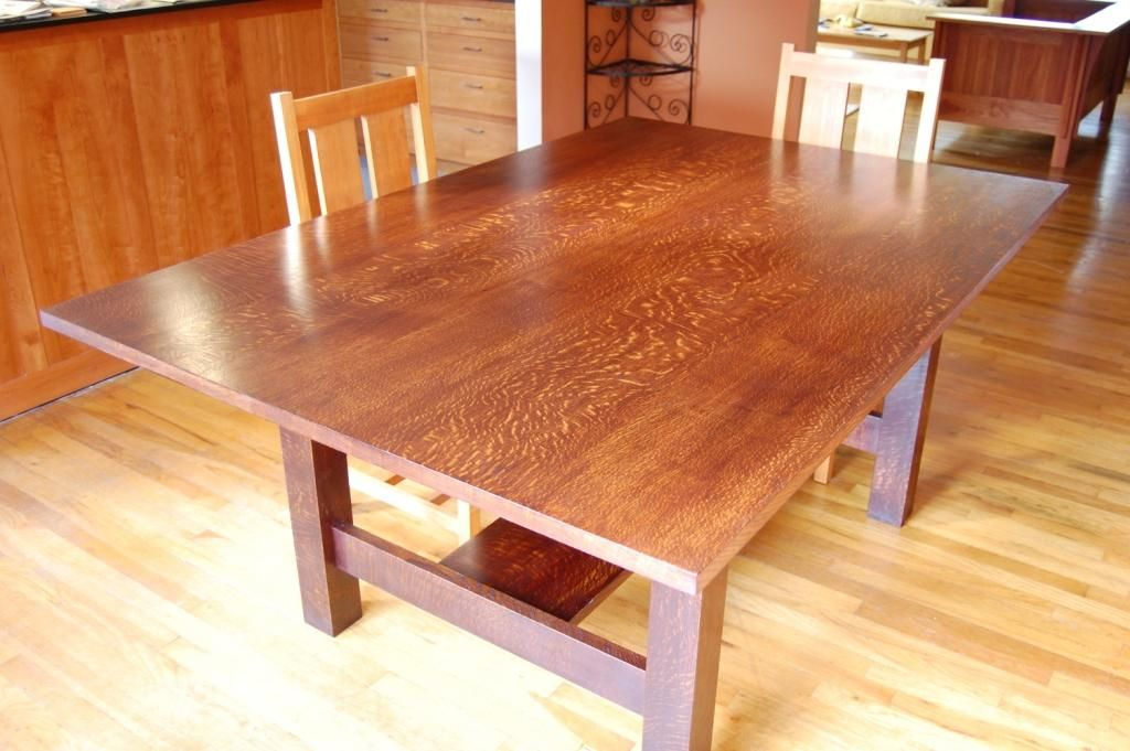Mission Dining Table Dining Room Pinterest Room